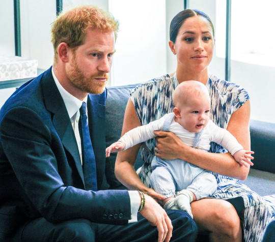 Prince Harry and Meghan Markle, Duke and Duchess of Sussex have welcomed their second child. Archie Mountbatten is now a big brother of his little sister Lilibet ???Lili??? Diana Mountbatten-Windsor, named after the nickname of Queen Elizabeth II. Pictured: Prince Harry and Meghan Markle,Duke and Duchess of Sussex have welcomed their second child. Archie Mountbatten is now a big brother of his little sister Lilibet ???Lili??? Diana Mountbatten-Windsor,named after the nickname of Queen Elizabeth II. Ref: SPL5231005 060621 NON-EXCLUSIVE Picture by: SplashNews.com Splash News and Pictures USA: +1 310-525-5808 London: +44 (0)20 8126 1009 Berlin: +49 175 3764 166 photodesk@splashnews.com World Rights, No Netherlands Rights