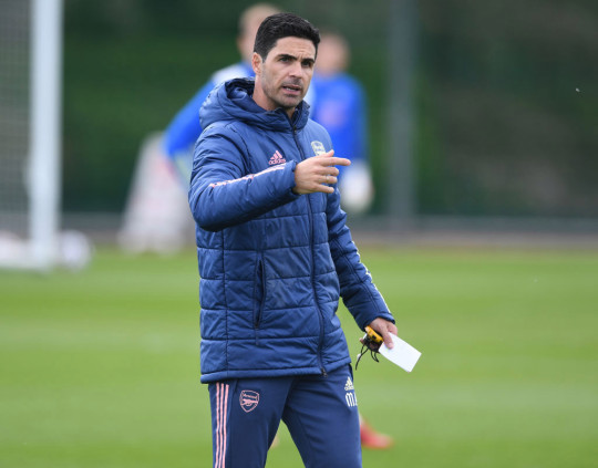 Mikel Arteta is keen to bolster his Arsenal squad this summer