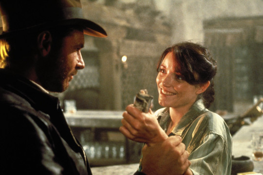 Indiana Jones and The Raiders Of The Lost Ark.