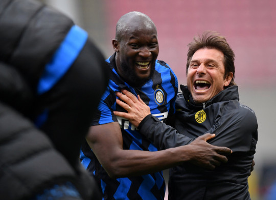 Romelu Lukaku's goals helped Inter win the Serie A title for the first time in over a decade