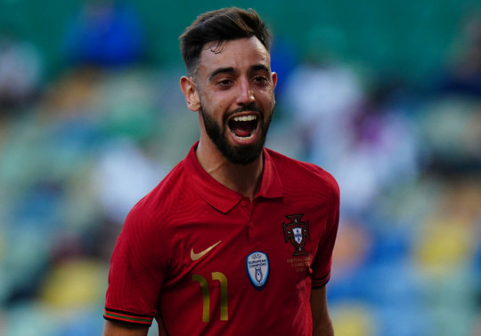 Reigning champions Portugal, with the likes of Bruno Fernandes, cannot be discounted