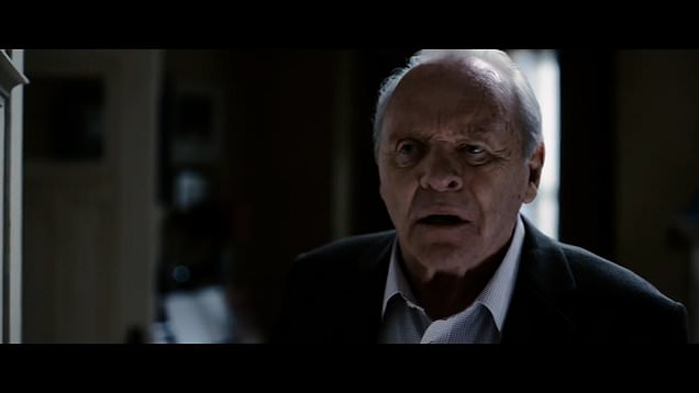 The Father Trailer starring Anthony Hopkins