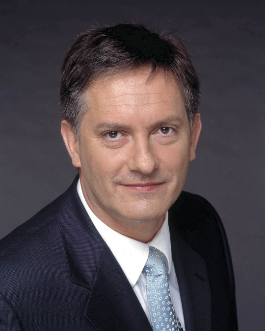 Simon McCoy joined GB News after leaving the BBC