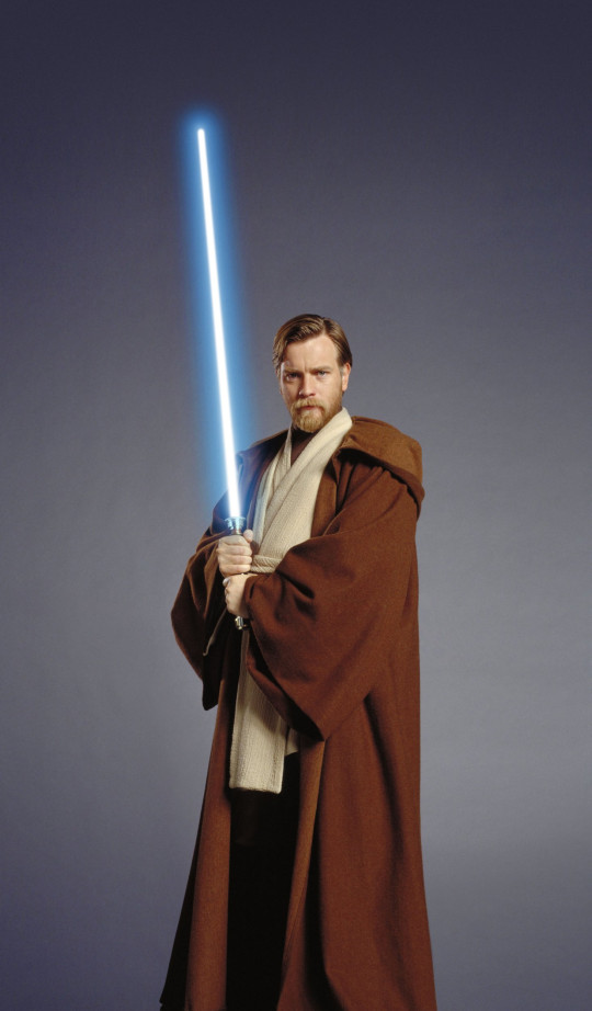 Editorial use only. No book cover usage. Mandatory Credit: Photo by Lucasfilm/Fox/Kobal/Shutterstock (5886270bx) Ewan McGregor Star Wars Episode III - Revenge Of The Sith - 2005 Director: George Lucas Lucasfilm/20th Century Fox USA Film Portrait Scifi Star wars: Episode III - La revanche des sith
