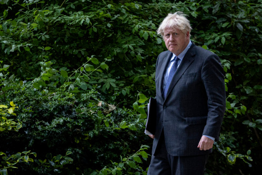 British Prime Minister Boris Johnson confirmed a four-week delay to the final easing of coronavirus restrictions