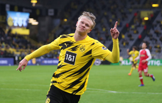 A number of clubs have expressed interest in signing Norway striker Haaland