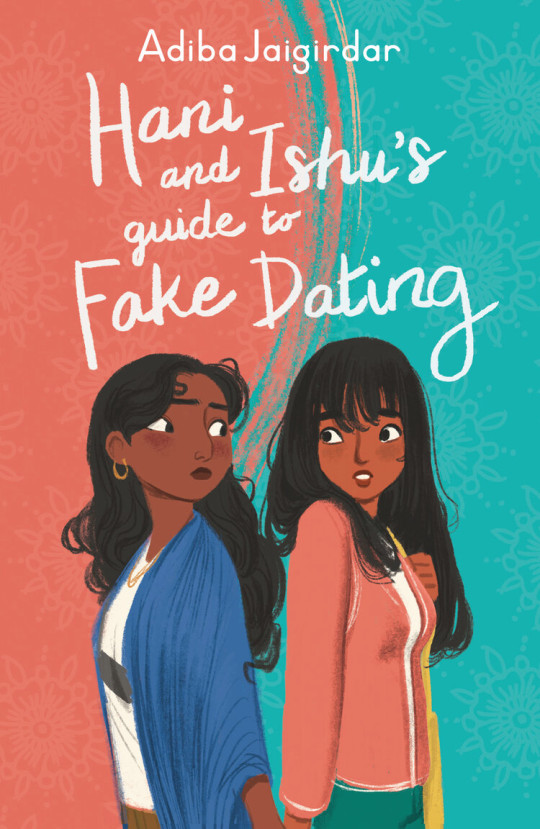 Hani and Ishu's Guide to Fake Dating book cover