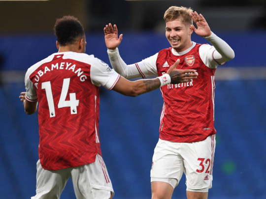 Emile Smith Rowe is yet to commit his long-term future to Arsenal