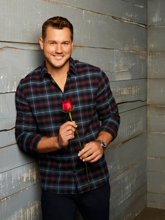 Bachelor's Colton Underwood mocked by fans over bizarre list of products 'that show off his Pride'