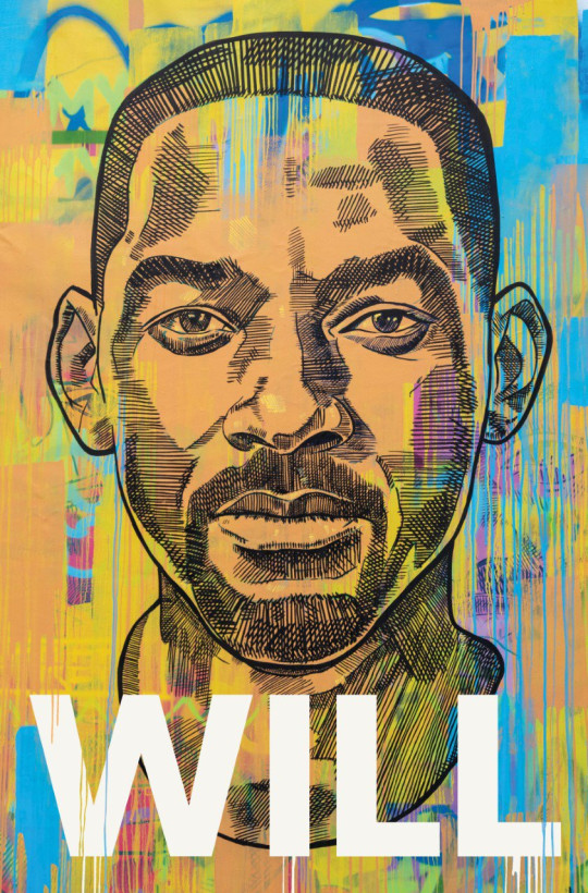 The front cover of Will Smith's memoir, titled WILL