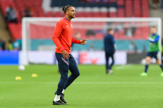 Calvert-Lewin made it into Gareth Southgate's England squad for the Euros