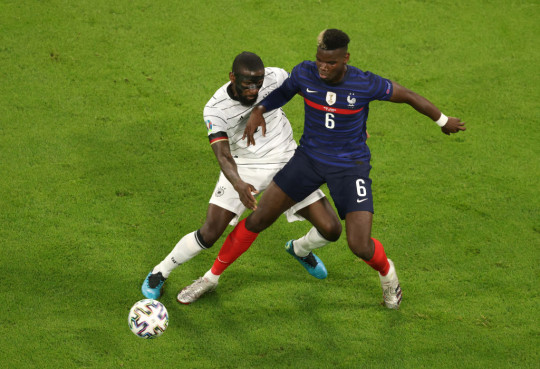 Germany and France could be England's next opponent in the Euro 2020 last 16