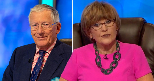 Nick Hewer on Countdown and Anne Robinson