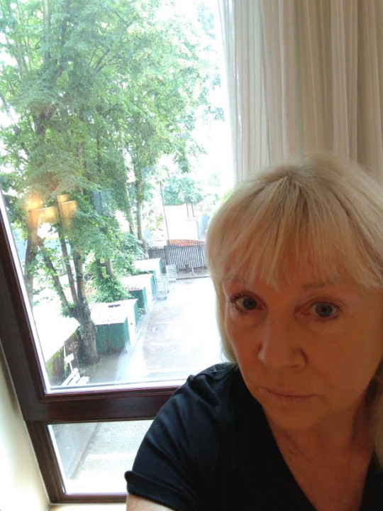 Lyn Siddle forked out ?1750 to stay in a 'filthy' quarantine hotel after coming back to the UK from Bali, via Abu Dhabi. Ramada Hounslow near Heathrow airport