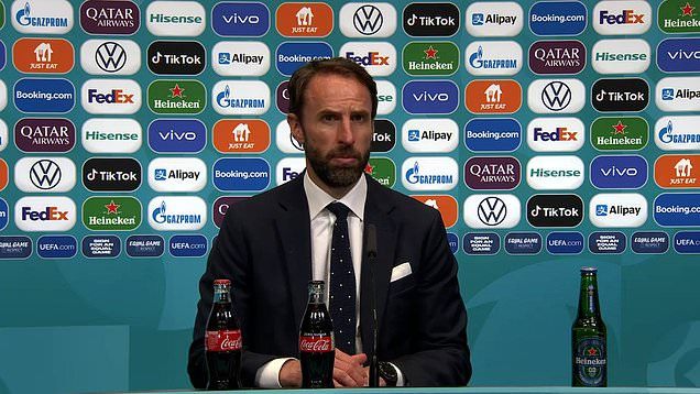 Gareth Southgate: The players were immense