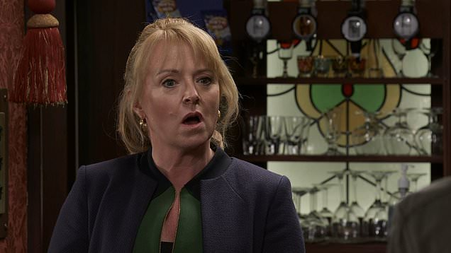 Corrie: Gary and Jenny discover the truth about Sharon