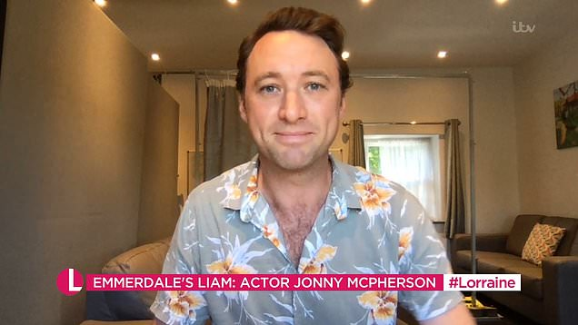 Emmerdale star 'protective' of on-screen daughter