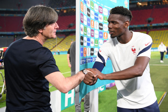 Paul Pogba could face punishment for breaking Covid rules after France beat Germany at Euro 2020