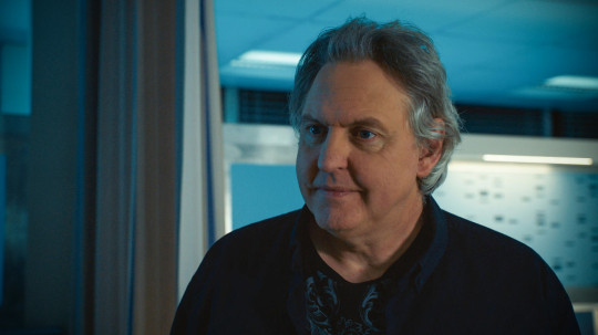 Sacha in Holby
