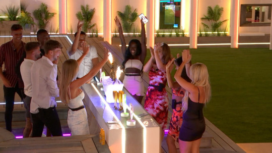The cast of Love Island 2021