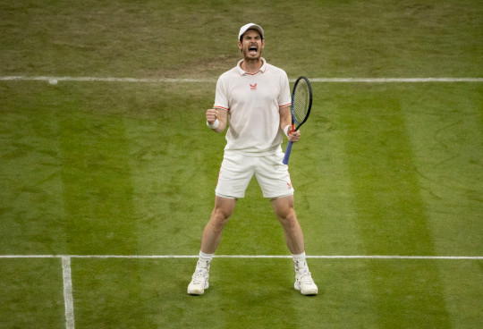 Andy Murray survives enormous Wimbledon scare to win five-set thriller against Oscar Otte