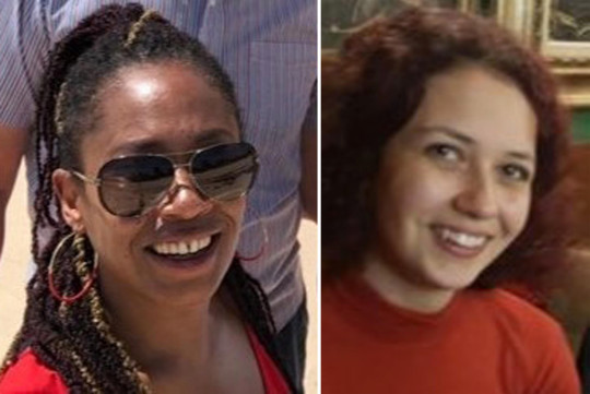 Undated family handout file composite issued by the Metropolitan Police of Bibaa Henry (left) and Nicole Smallman. Danyal Hussein, who is appearing at the Old Bailey, London, allegedly stabbed the sisters multiple times in the early hours of Saturday June 6 last year. Issue date: Wednesday June 9, 2021. PA Photo. Earlier that night, Ms Henry had been celebrating her birthday with her sister and friends in Fryent Country Park in Wembley, north west London. The women's bodies were found intertwined and concealed in a hedgerow the next day. See PA story COURTS Wembley. Photo credit should read: Family Handout/PA Wire NOTE TO EDITORS: This handout photo may only be used in for editorial reporting purposes for the contemporaneous illustration of events, things or the people in the image or facts mentioned in the caption. Reuse of the picture may require further permission from the copyright holder.
