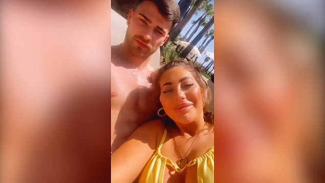 Chloe Ferry goes Insta official with new boyfriend