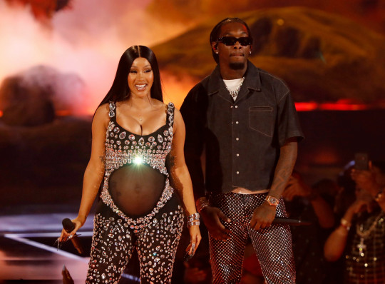 Cardi B and Offset reveal pregnancy