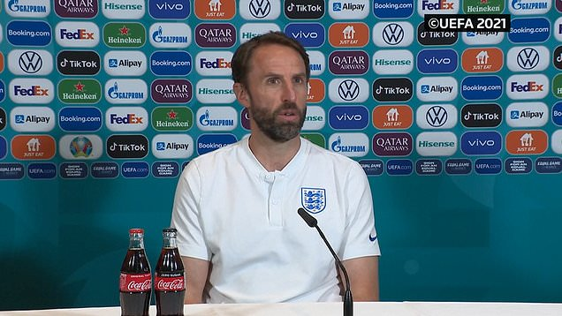Gareth Southgate and Harry Kane press conference ahead of semi-final