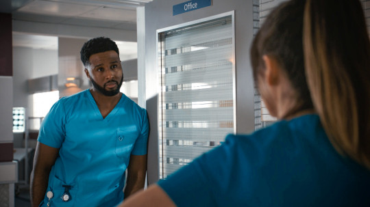Josh in Holby