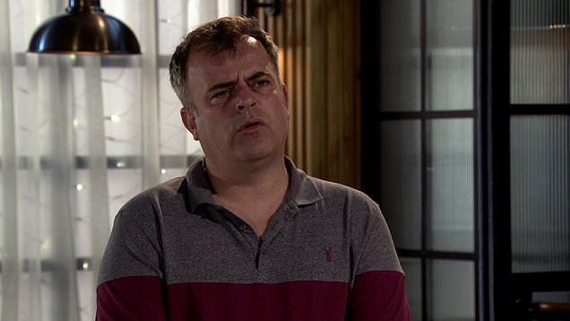 Corrie: Is Curtis cheating?