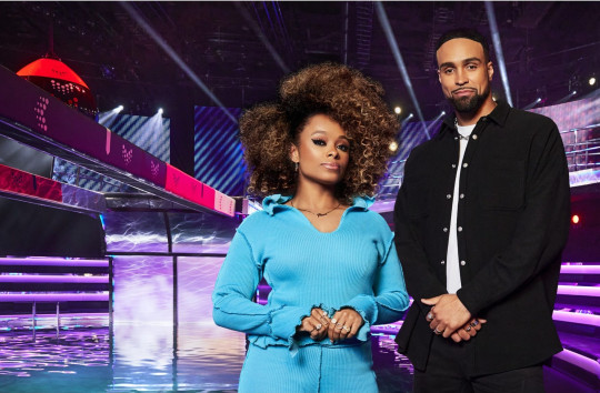 Fleur East and Ashley Banjo on The Void
