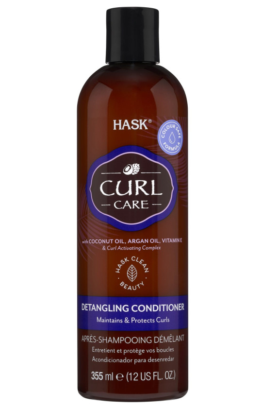 Hask Curl Care Detangling Conditioner