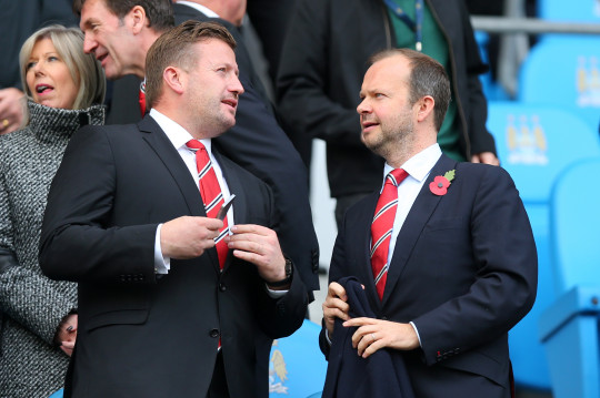 Manchester United decide Ed Woodward successor with announcement set for next month