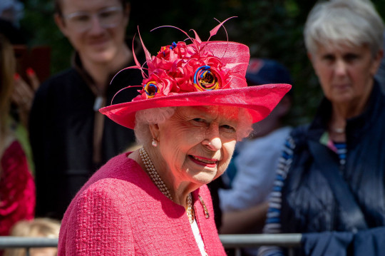 Mandatory Credit: Photo by Tim Rooke/REX/Shutterstock (12251974as) Queen Elizabeth II 9 Aug 2021 Queen Elizabeth II official arrival at Balmoral Castle, Scotland, UK - 09 Aug 2021 The Queen will receives an official welcome to Balmoral Castle. In a small ceremony outside the Castle gates, Her Majesty will inspect a Guard of Honour formed of the 5 SCOTS, Balaklava Company, 5th Battalion The Royal Regiment of Scotland, under the Command of Major Cameron Law. The Queen is Colonel-in-Chief of the Royal Regiment of Scotland. The Pipes and Drums of 3 SCOTS will perform, and The Royal Regiment of Scotland's Mascot, Shetland Pony Lance Corporal Cruachan IV, will also be present for the ceremony. This is the first time the welcome ceremony has taken place since 2019. In line with government guidelines, the ceremony did not take place last year.