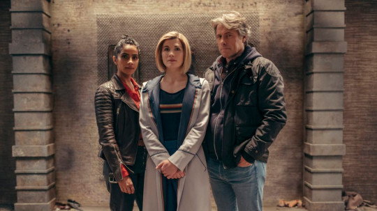 jodie whittaker as the doctor on bbc