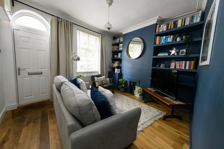 WHAT I RENT METRO: Events manager Hannah Jenkins, 25, rents this house in York, August 16 2021.
