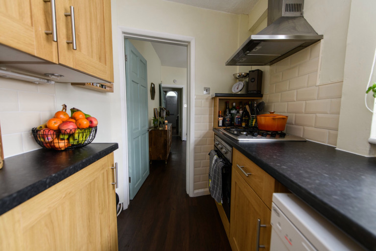 What I Rent, Hannah, £875 for a two-bedroom house in York: kitchen