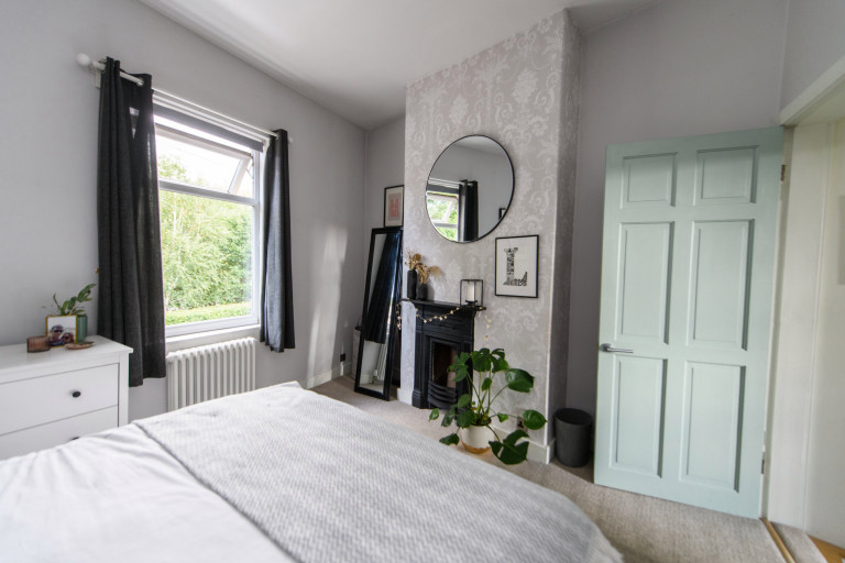 What I Rent, Hannah, £875 for a two-bedroom house in York: bedroom