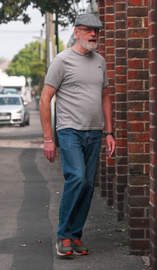 DOUBLE CHILD KILLER COLIN PITCHFORK WALKS THE STREETS A FREE MAN FOLLOWING HIS RELEASE FROM PRISON AFTER 33 YEARS MUST CREDIT The Sun / News Licensing Print use ?350 for 1/4 ?700 for 1/2 page -- MIDNIGHT EMBARGO for ONLINE. usage is ?250 per use