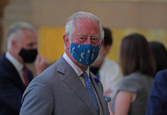GLASGOW, SCOTLAND ??? SEPTEMBER 8: Prince Charles, Prince of Wales, known as the Duke of Rothesay when in Scotland, visits Kelvingrove Art Gallery and Museum, to celebrate its 120th anniversary, on September 8, 2021 in Glasgow, Scotland. (Photo by Andrew Milligan-WPA Pool/Getty Images)