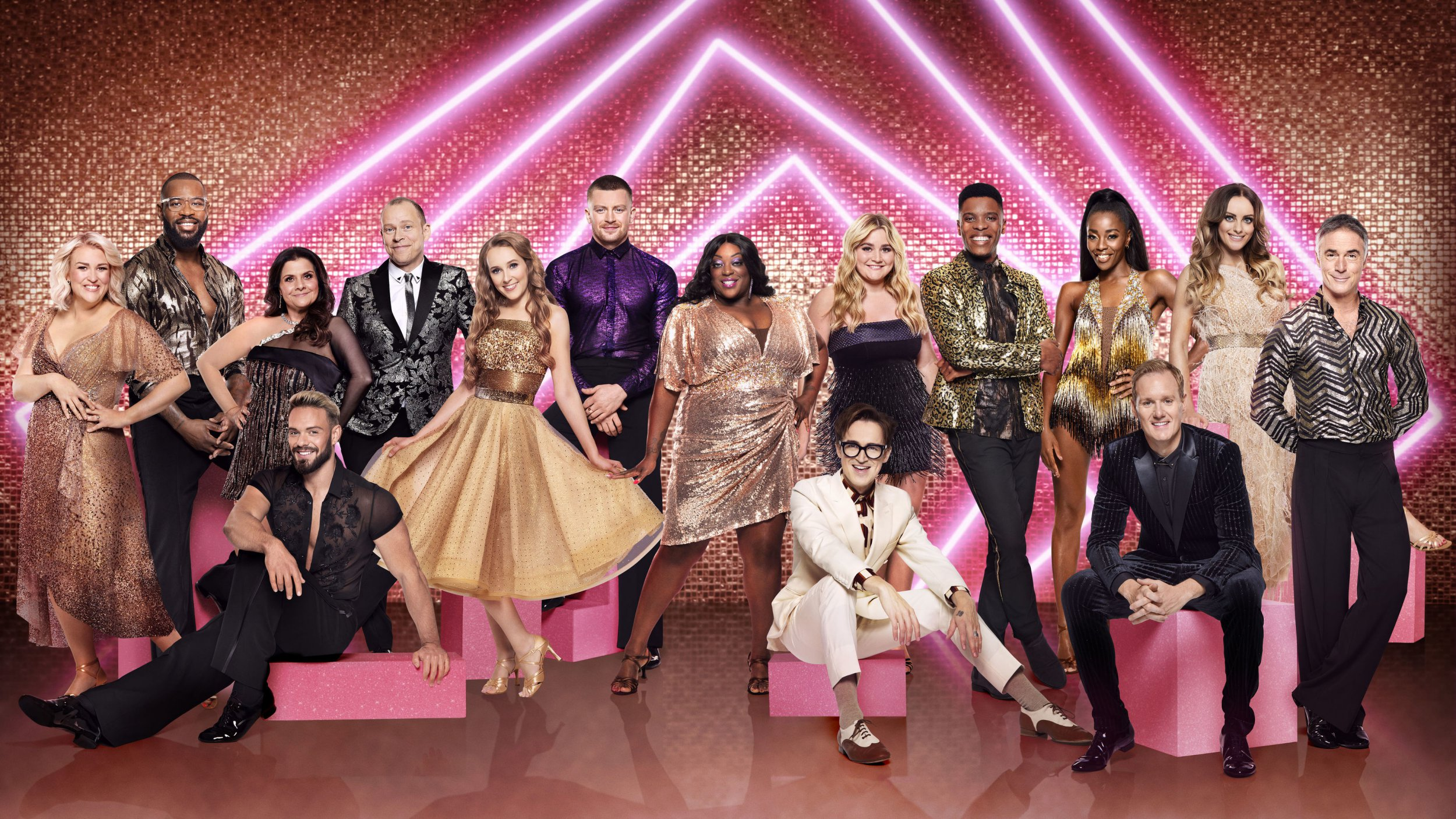 Strictly Come Dancing line-up